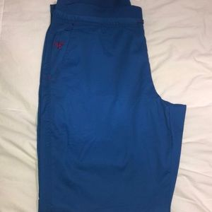 Blue Med Couture scrub pants